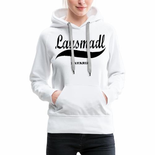 LAUSMADL BAVARIA - Frauen Premium Hoodie