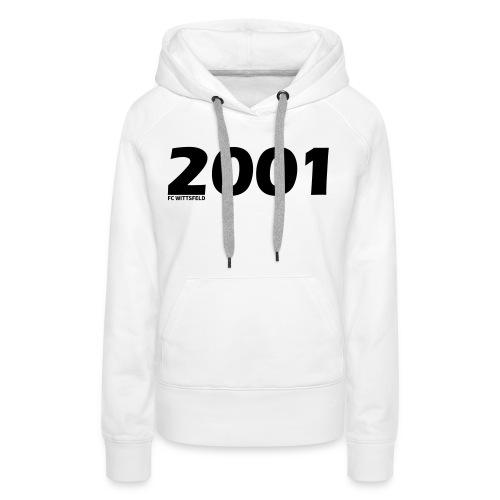 2001 - Frauen Premium Hoodie