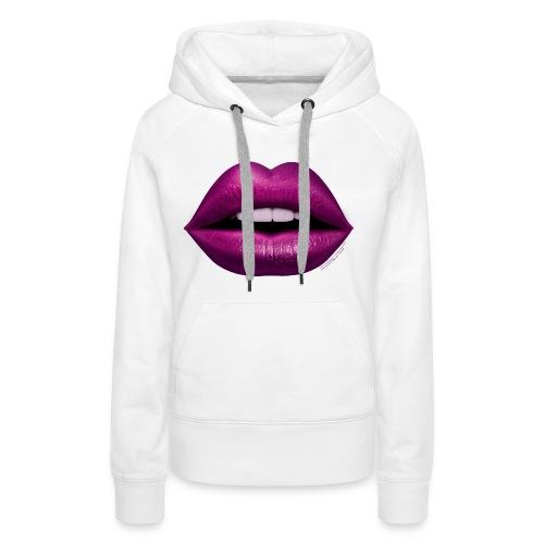 Queen of Drags Pink - Frauen Premium Hoodie