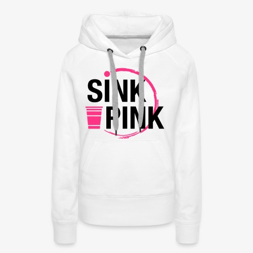 Sink Pink - Frauen Premium Hoodie