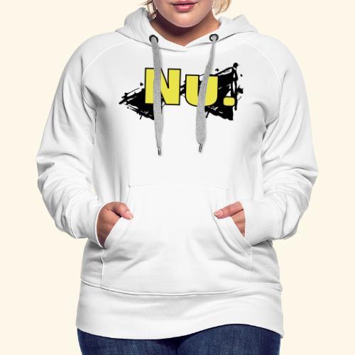 Nu. - Frauen Premium Hoodie
