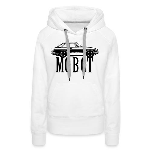 MG MGB GT - Autonaut.com - Women's Premium Hoodie