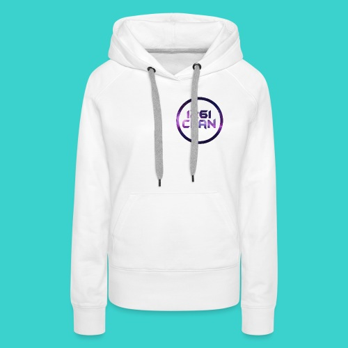 1261 Clan Galaxy - Paris - Women's Premium Hoodie