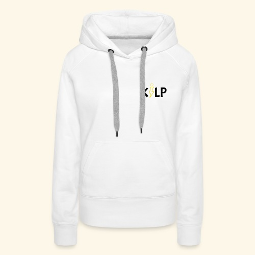 KILP - Sudadera con capucha premium para mujer
