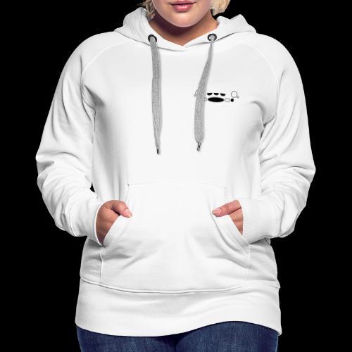 84 GTO - Sweat-shirt à capuche Premium pour femmes