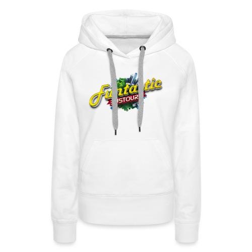 Shirt02 - Frauen Premium Hoodie