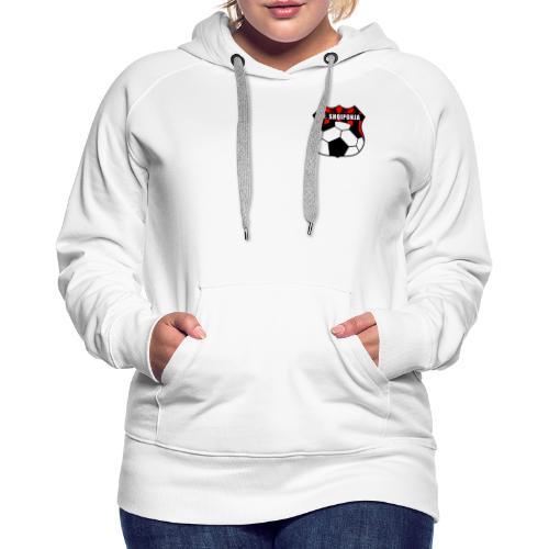 KF Shqiponja Store - Frauen Premium Hoodie