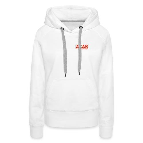 Acab1 5 png - Frauen Premium Hoodie