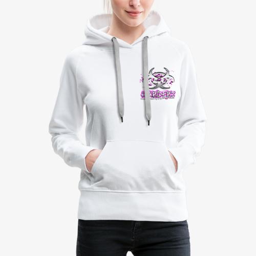 hardstyle - Sweat-shirt à capuche Premium pour femmes