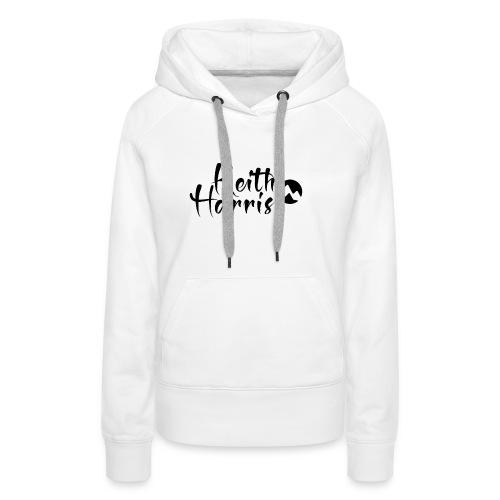Keith Harris Logo - Women's Premium Hoodie