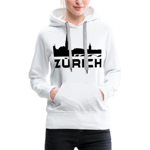 Zürich - Frauen Premium Hoodie