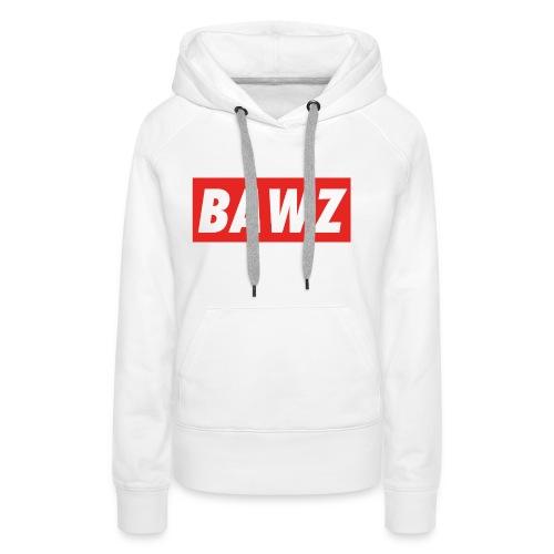 gilo2 - Vrouwen Premium hoodie