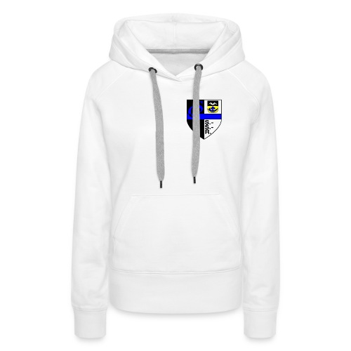 Wappen HQ - Frauen Premium Hoodie