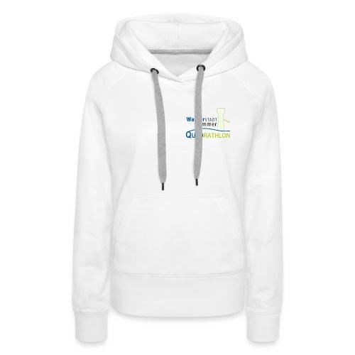 Quad Limmer Logo - Frauen Premium Hoodie