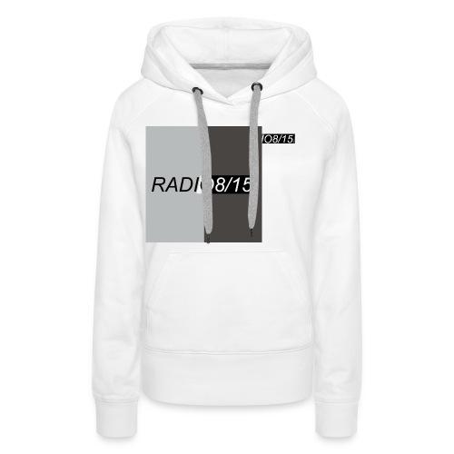 Radio0815 Tasse - Frauen Premium Hoodie