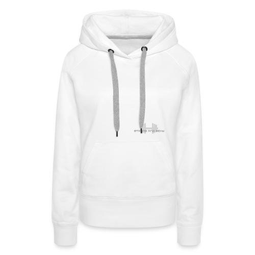 sasdumbell2 png - Vrouwen Premium hoodie