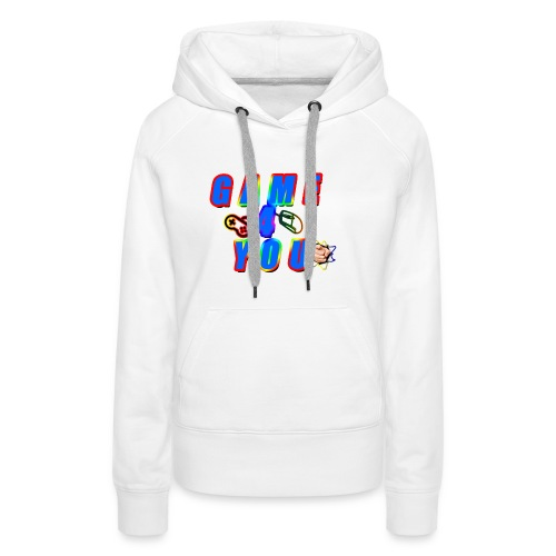 Game4You - Women's Premium Hoodie