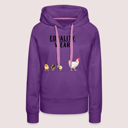 Small Chicken Edition - Women's Premium Hoodie