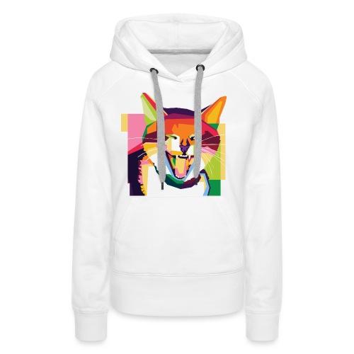 p3tshirt - Frauen Premium Hoodie