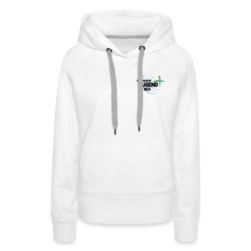 EJB logo OHNE png - Frauen Premium Hoodie