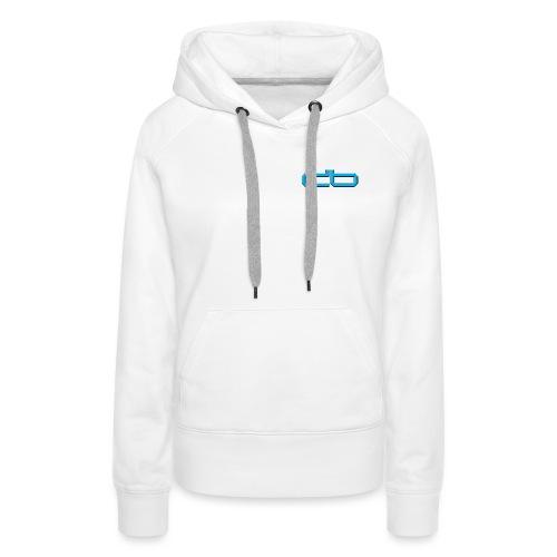 DaBros Logo - Frauen Premium Hoodie
