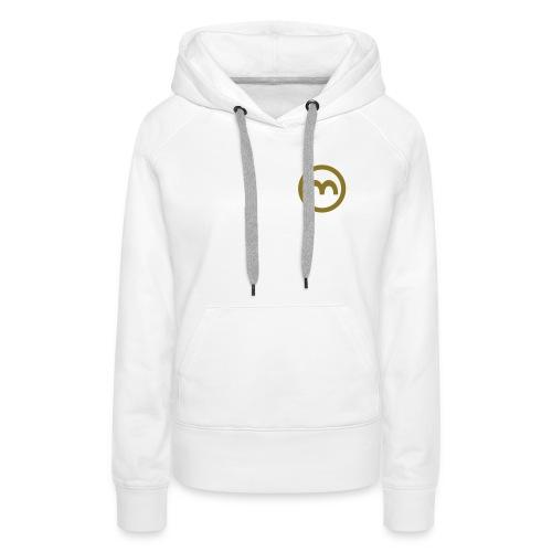 M - Frauen Premium Hoodie