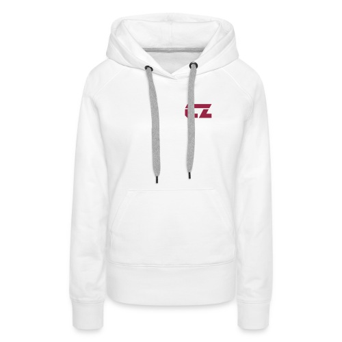 cz logo01 - Women's Premium Hoodie