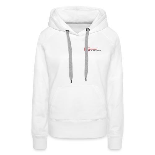 CBAG Original - Frauen Premium Hoodie
