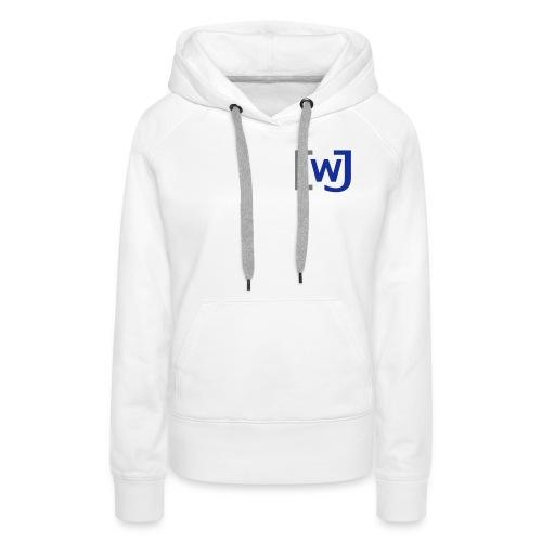 wjlogoicon - Frauen Premium Hoodie