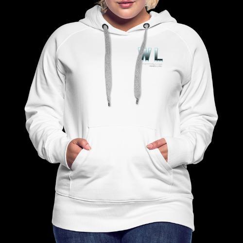 WohnzimmerLounge Logo - Frauen Premium Hoodie