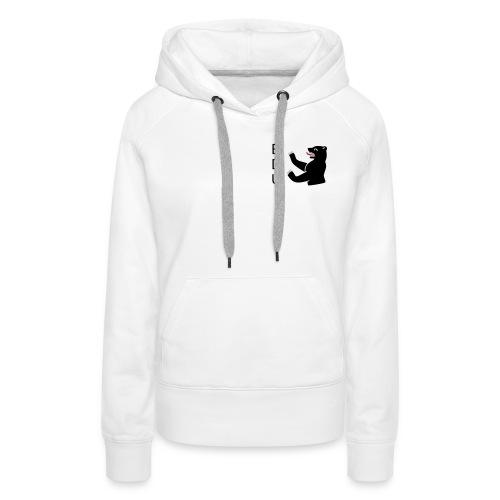 bdu_logo_2013 (quadratisc - Frauen Premium Hoodie