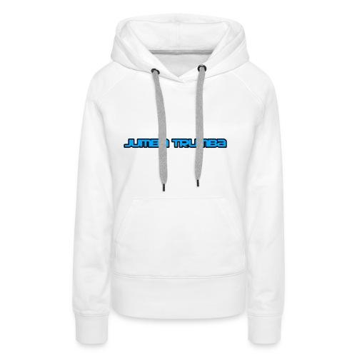Jumba Trumba Spreadshirt - Women's Premium Hoodie
