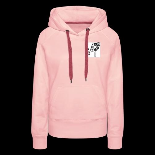 PLANET LOFI - Women's Premium Hoodie