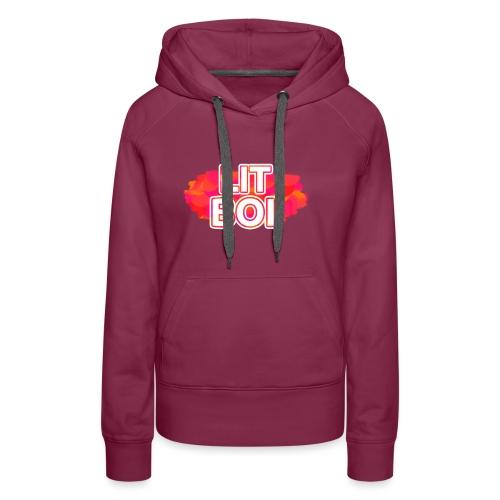LIT BOI - Women's Premium Hoodie