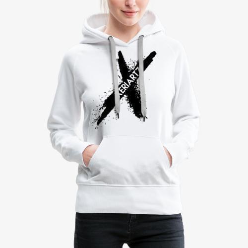 Offical XeriArtz Merch Logo - Women's Premium Hoodie
