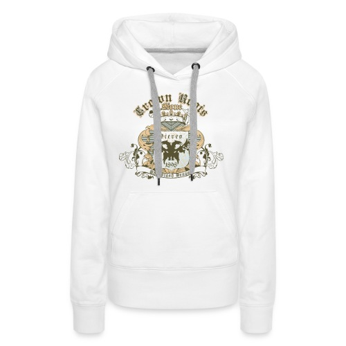 Crown Roots - Frauen Premium Hoodie