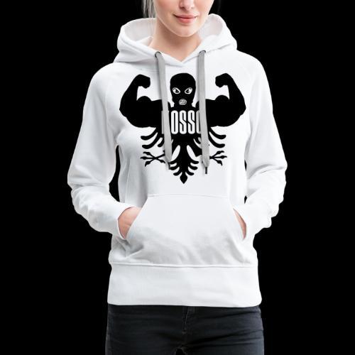 logo kosso - Vrouwen Premium hoodie