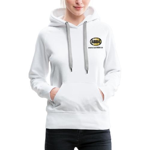 logoeinfach schwarz - Frauen Premium Hoodie