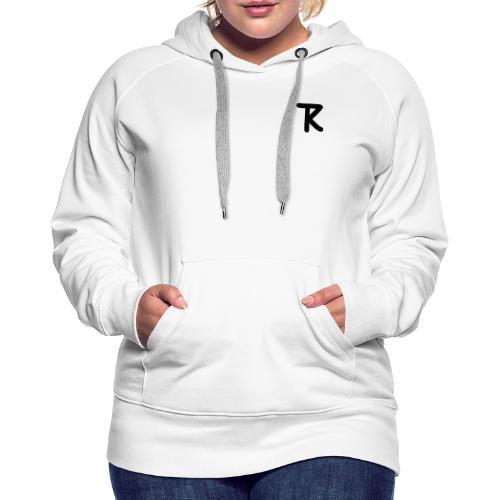 Trap King - Sudadera con capucha premium para mujer