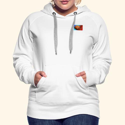 NathanielsLogo2 - Frauen Premium Hoodie