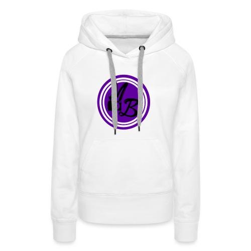 MirandaBos Merch - Vrouwen Premium hoodie