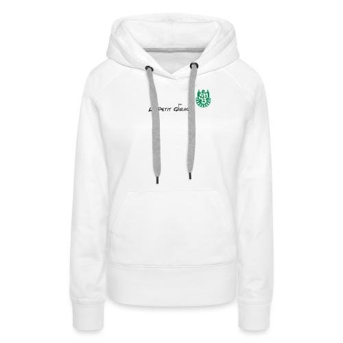 logogaragePNG - Frauen Premium Hoodie