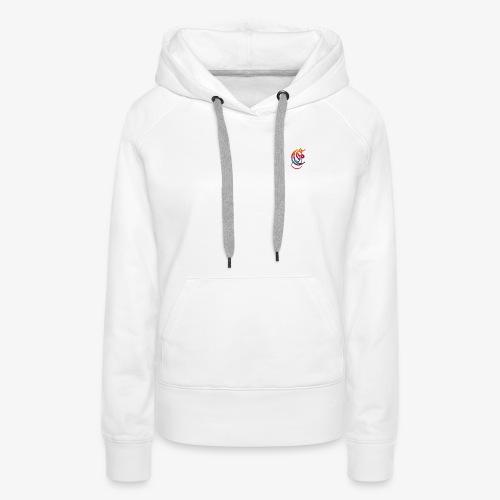 Elemental Retro logo - Women's Premium Hoodie