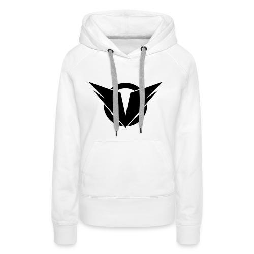 Vintry Logo on back - Frauen Premium Hoodie