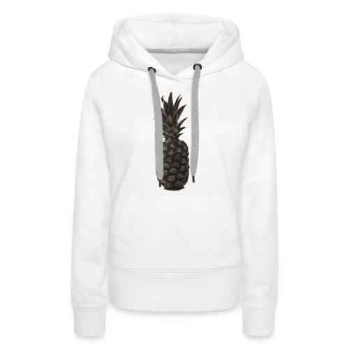 Ananas - Frauen Premium Hoodie