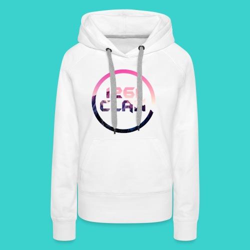 1261 Clan Pink Logo - Women's Premium Hoodie