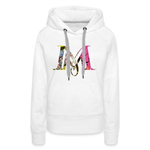 Magie Magic M | Tarot Design - Frauen Premium Hoodie