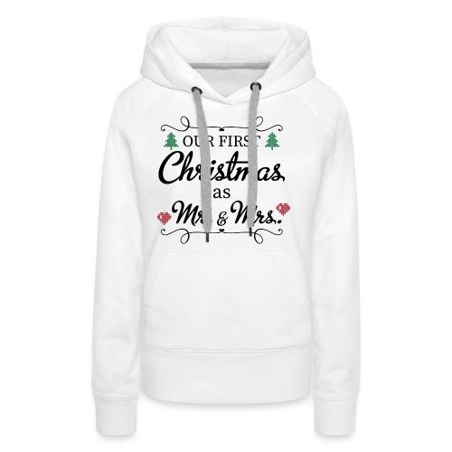 Weihnachten - Frauen Premium Hoodie