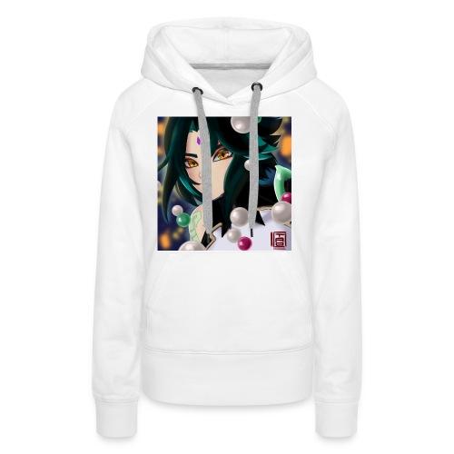 xiao - Sweat-shirt à capuche Premium pour femmes