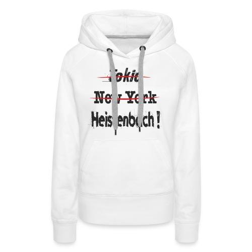 65558 Heistenbach - Frauen Premium Hoodie